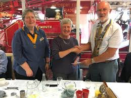 AGM and talk by Sue McLaney of Bridport CABureau - Rotary Club of Bridport