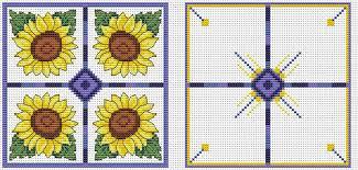 Amanda Gregory Cross Stitch Design Free Sunflower Cross