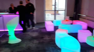 Glow Furniture Glowmicom Led Glow Furniture Fountain Blu Toronto Canada
