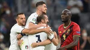 ผลบอลยูโร : อิตาลี เฉือน เบลเยียม ลิ่วตัดเชือกดวล สเปน - ข่าวสด