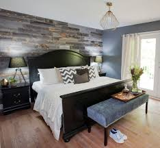 Master Bedroom Feature Wall Peel And Stick Wood Tiles The Eco Floor Store