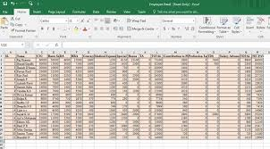Salary Chart In Excel Format Creating Excel Charts In C