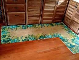 teal kitchen rugs turquoise red and