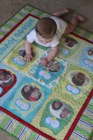 10 best quilta images on Pinterest & Reversible Baby Photo Quilt with Family Tree by Lime Lane Love - love this  idea for Adamdwight.com