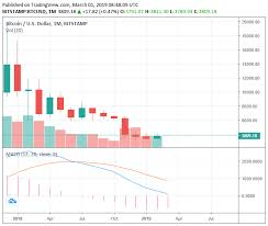 Monthly Cryptocurrency Charts Bitcoin Lights First Green Monthly Candle In 8 Months Has