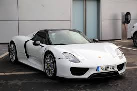 918 spyder white. white porsche 918 spyder with weissach package at silverstone by lawrence chard