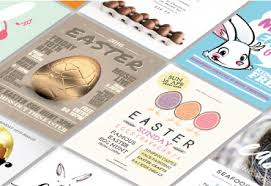 Easter Flyer Templates - Create Stunning Easter Promotional Flyers ...