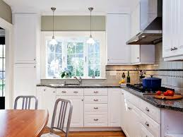 over the kitchen window treatments htm contemporary art for