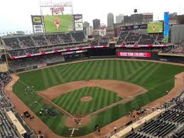 Target Field Section 313 Home Of Minnesota Twins