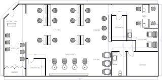 Salon Design Photo Gallery Portfolio Page Two  Salon  Pinterest Floor Plans For Salons