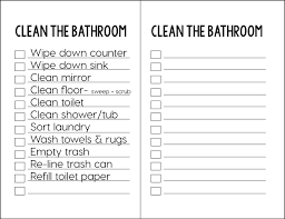 bathroom cleaning schedule. Bathroom Cleaning Schedule Free Online Home Decor Techhungry Us C