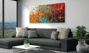 wall art metal large decor paintings for living room canvas painting c