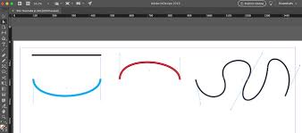 This has to do with how indesign handles dot placement across the line. Adobe Indesign Cc Selection Type Line Drawing Tools