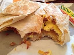 taco bell breakfast crunchwrap. Wonderful Bell AM Crunchwrap View Full SizeThe  And Taco Bell Breakfast N