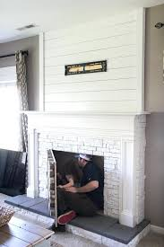 fake fireplace diy faux fireplace updated this fireplace looks so real and it fake fireplace diy
