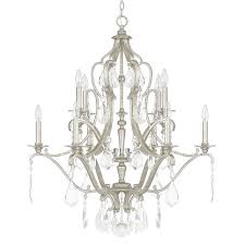 blakely crystal chandelier by capital lighting