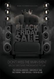 Black Flyer Backgrounds Black Friday Free Psd Flyer Template By Elegantflyer