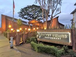 Entrance Picture Of Chart House Monterey Tripadvisor