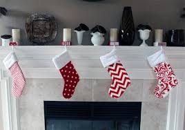 Diy Stocking Hangers For Mantle Startling The Stockings Were Hung By  Chimney With DIY Home Design