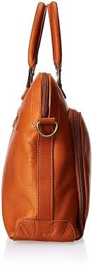 side of claire chase women s charlotte leather briefcase