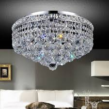 4 light chrome crystal chandeliers regarding newest brizzo lighting s view 3 of 10