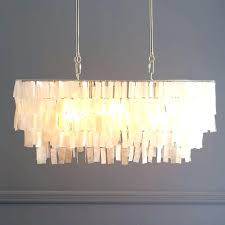 good rectangular fabric chandelier and rectangular fabric chandelier rectangular fabric chandelier 67 rectangular fabric shade chandelier