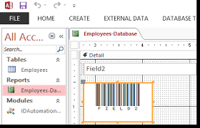 What Is Microsoft Access Native Barcode Generator For Microsoft Access