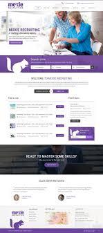 Moxie Web Design 76 Upmarket Web Designs Graphics Illustration Inspiration