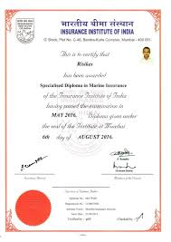 specialised diploma in marine insurance jpg cb