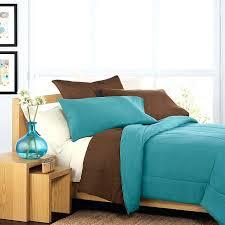 brown and teal comforter sets bedding king