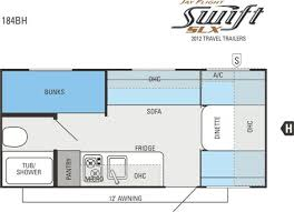 jayco swift 18 bh scamp camper models and swift jayco swift 18 bh