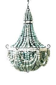 wooden bead chandelier wood handmade ceramic chandeliers teardrop design beaded and for wooden bead chandelier