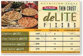 papa murphy s nutrition info