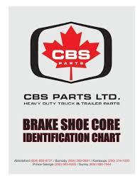 Haldex Brake Shoe Identification Chart Heavy Duty Brake Shoe Identification All About The Best