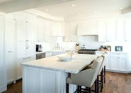 and quartz want some all white kitchen inspiration check allen roth countertops