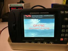Standard Horizon Cp175c Color Gps Chart Display