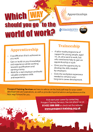 news events for employment skills in gloucestershire which way should you go to the world of work
