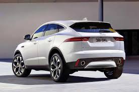 2018 jaguar e pace. fine pace jaguar has avoided the temptation to go for a u0027russian dollu0027 design with 2018 jaguar e pace r