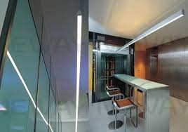 suspended linear led ceiling light 30w 36w 45w s applicable to all types