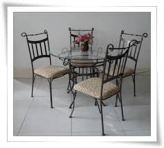 wrought iron indoor furniture. Wrought Iron Furniture On Dining Table 987 China Chair Indoor L