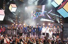 Kcon Music Festival Wikipedia