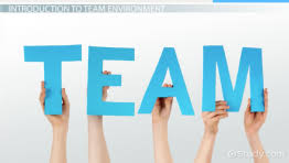 working as a team team player at work definition characteristics example video
