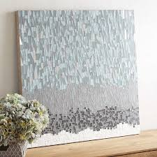 unbelievable mosaic striations abstract wall art pier imports pict of decor trends and salary concept pier