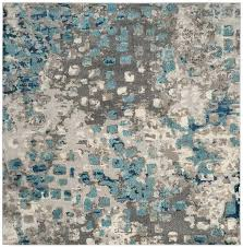 gray and blue area rug architecture bungalow rose crosier grey light blue area rug reviews in