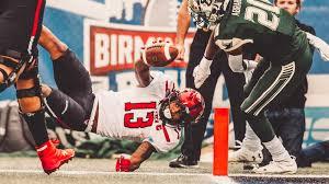 Cameron Batson Football Texas Tech University Athletics