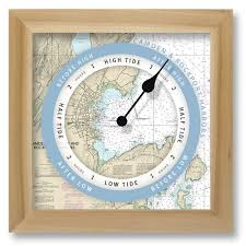 Neuse River Tide Chart Nautical Chart Custom Tide Clock