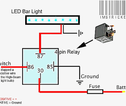 led relay diagram on wiring diagram led bar wiring diagram wiring diagrams best 3 pin relay diagram led relay diagram