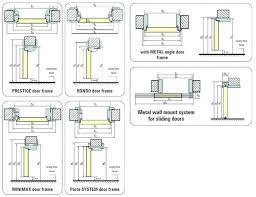exterior door jamb dimensions.  Door Exterior Door Jamb Width Measurement Chart Frame For Dimensions A