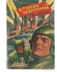 luchadores del espacio. nº 110. situación deses - Comprar Libros de ciencia  ficción y fantasía en todocoleccion - 128548223