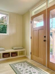 front door benchEntryway bench ideas entry traditional with wood flooring storage